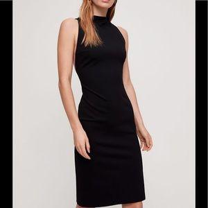 Babaton Black Matheson Dress Size 8